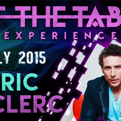 At the Table Live Lecture Eric Leclerc July 15 2015 video DOWNLOAD