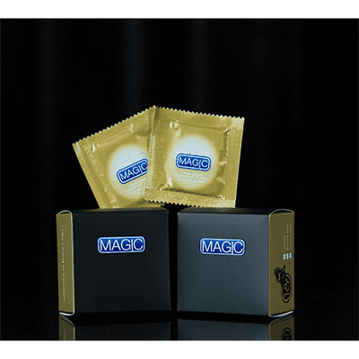 Blue Card Refill for Refill for 18 + (18 Plus) by Bond Lee & Magiclism - Trick