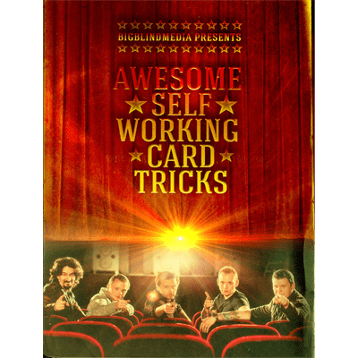 Awesome Self Working Card Tricks by Big Blind Media - video DOWNLOAD
