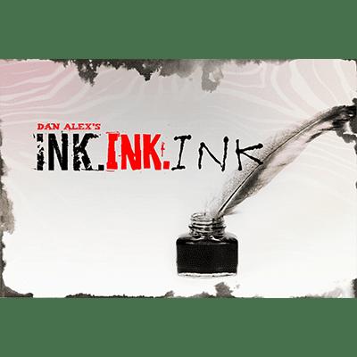 Ink. Ink. Ink. by Dan Alex - Video DOWNLOAD