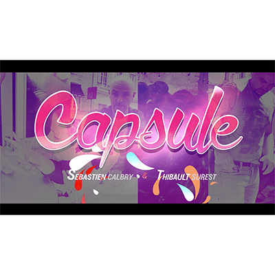CAPSULE by Sebastian Calbry & Thibault Surest - Video DOWNLOAD