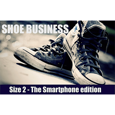 Shoe Business 2.0 by Scott Alexander & Puck - Trick and online instructions