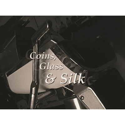 Coins, Glass and Silk (excerpt from Extreme Dean #2) by Dean Dill - video DOWNLOAD