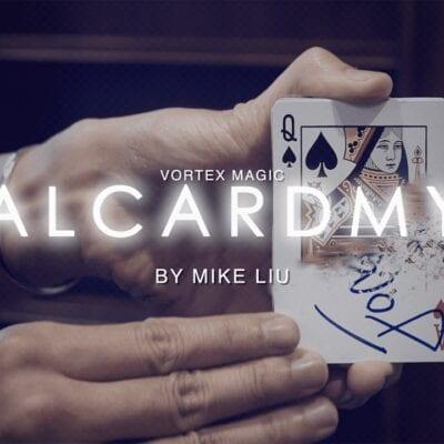 Alcardmy by Mike Liu & Vortex Magic - Trick