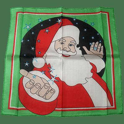 Silk 18 inch Santa by Magic By Gosh