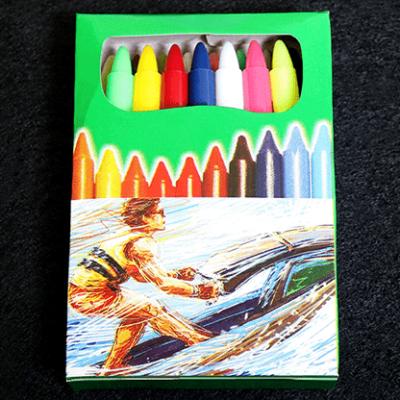 Vanishing Crayons by Mr. Magic - Trick