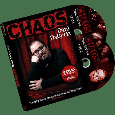 Chaos (2 DVD set) by Dani Da Ortiz - DVD