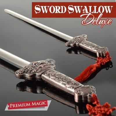 Sword Swallow Deluxe by Premium Magic - Trick