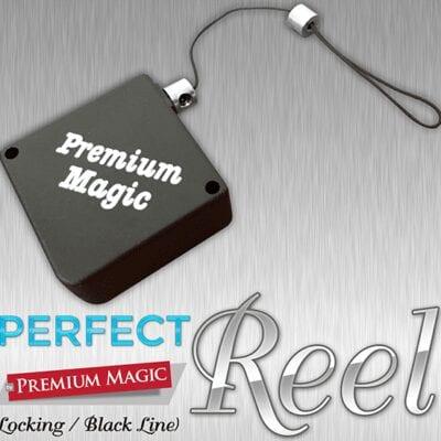 Perfect Reel (Locking / Black line) by Premium Magic - Trick