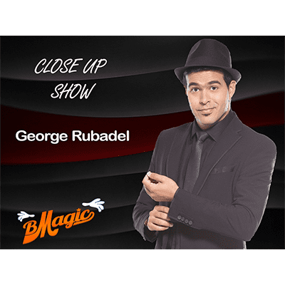 Close up Show com George Rubadel (Portuguese Language) - Video DOWNLOAD