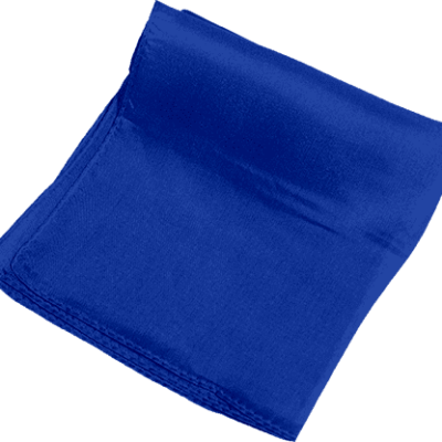 Silk 24 inch (Blue) Magic by Gosh - Trick