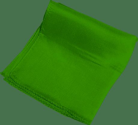 Silk 36 inch (Green) Magic by Gosh - Trick