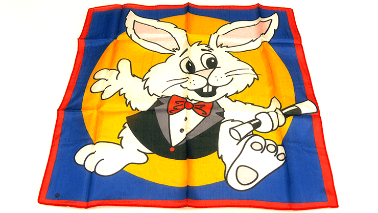 Silk 18 inch Rabbit from David Ginn and Magic by Gosh - Trick