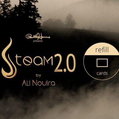 Paul Harris Presents Steam 2.0 Refill Cards (50 ct.) by Paul Harris - Trick