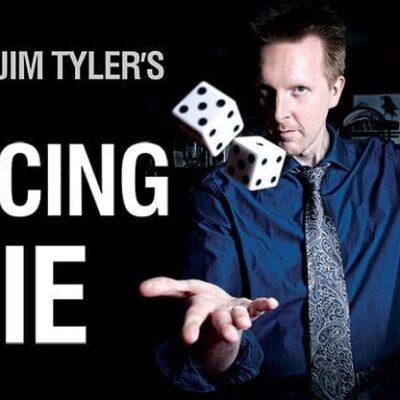 Single Forcing Die (4) by Diamond Jim Tyler - Trick