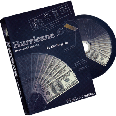 Hurricane (U.S.) by KimTung Lin - Trick