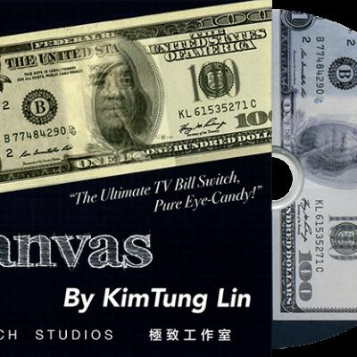Canvas (USD) by KimTung Lin - Trick