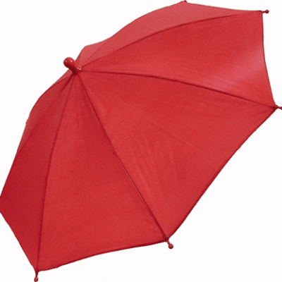 Flash Parasols (Red) 4 piece set by MH Production - Trick
