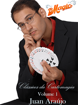 Cartomagia Classics Vol. 1 by Juan Araujo  (Portuguese Language) video DOWNLOAD