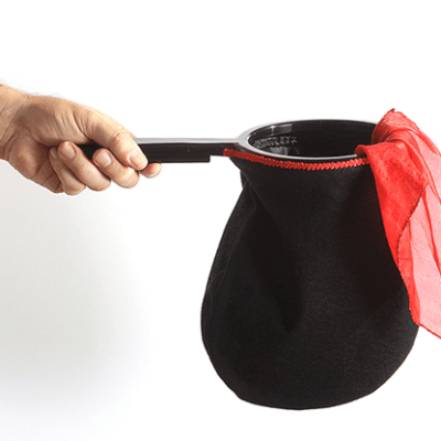 Change Bag Standard REPEAT (Black) by Bazar de Magia - Tricks