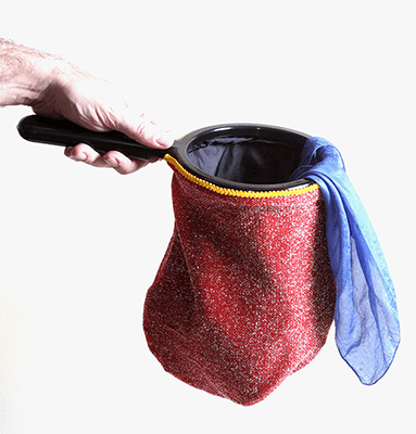 Change Bag Fantasy REPEAT (Red) by Bazar de Magia - Tricks