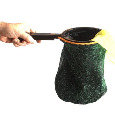 Change Bag Fantasy REPEAT WITH ZIPPER (Green) by Bazar de Magia - Tricks