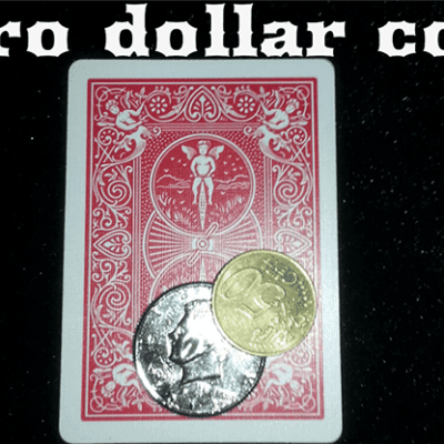 Euro Dollar Coin by Emanuele Moschella video DOWNLOAD