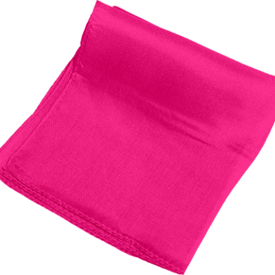 Silk 36 inch (Hot Pink) Magic by Gosh - Trick