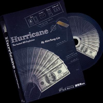 Hurricane (Japanese Yen) by KimTung Lin - Trick