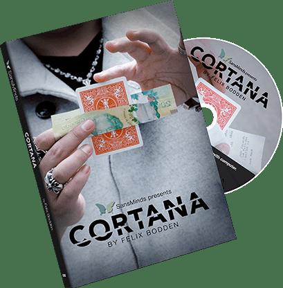 Cortana by Felix Bodden - DVD