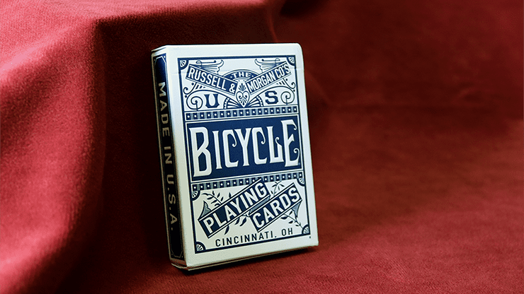 Bicycle Chainless Playing Cards (Blue) by US Playing Cards
