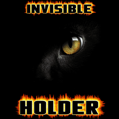 Invisible Holder by Amazo Magic - Trick
