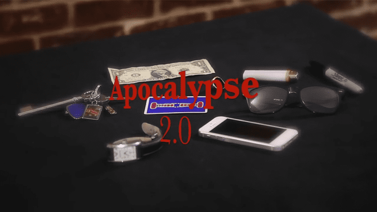 Apocalypse 2.0 - JP Vallarino - Trick
