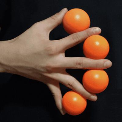 JL Lukas Ball 2 inch (Orange) - Trick