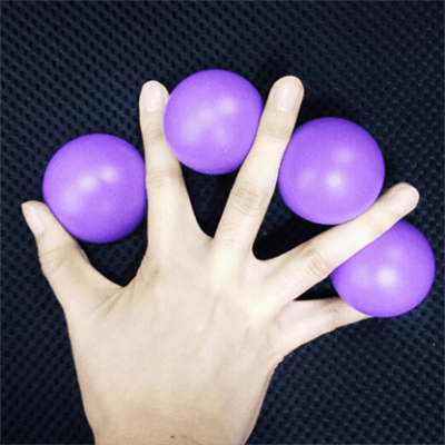 JL Lukas Ball 2 inch (Purple) - Trick
