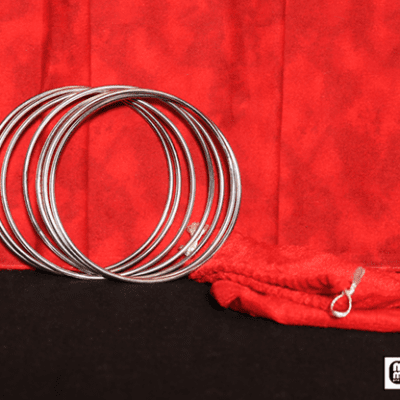 "5"" Linking Rings SS (7 Rings) by Mr. Magic - Trick"