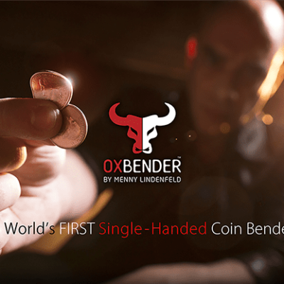 OX Bender™ (Gimmick and Online Instructions) by Menny Lindenfeld - Trick
