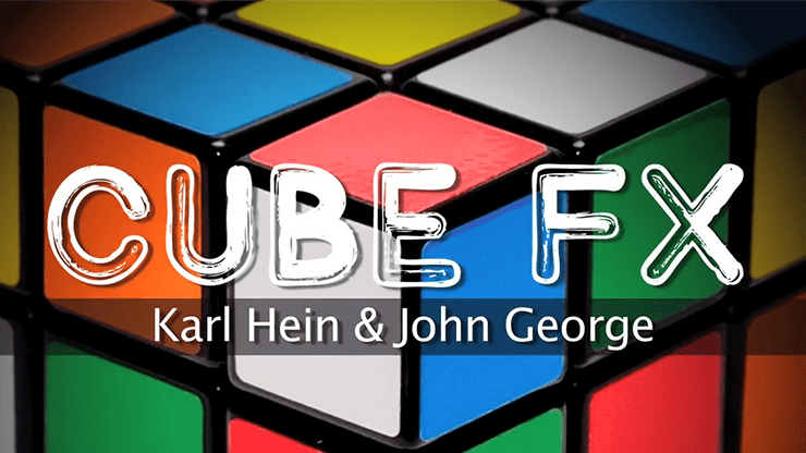 Cube FX by Karl Hein & John George - Trick