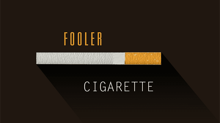Fooler Cigarette by Sandro Loporcaro video DOWNLOAD