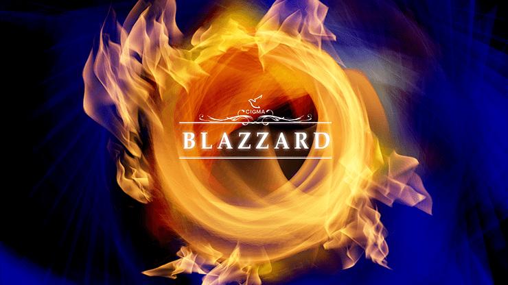 Blazzard by CIGMA Magic - Trick
