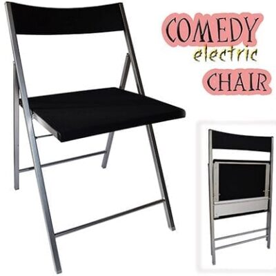 Comedy Electric Chair by Amazo Magic - Trick