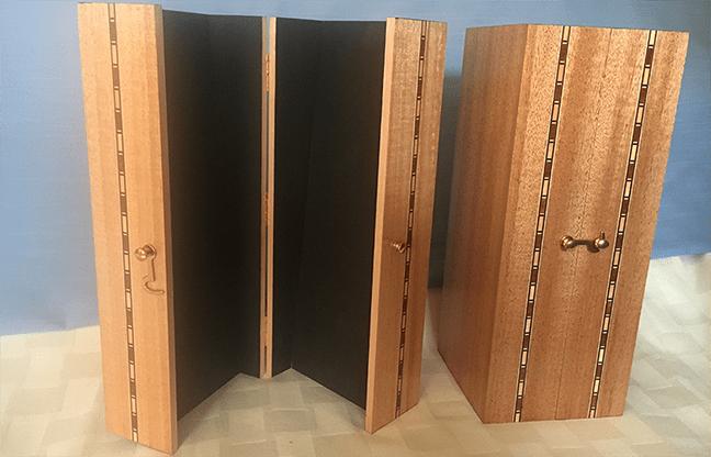 Genii Tube (Wood) by Tony Karpinski - Trick