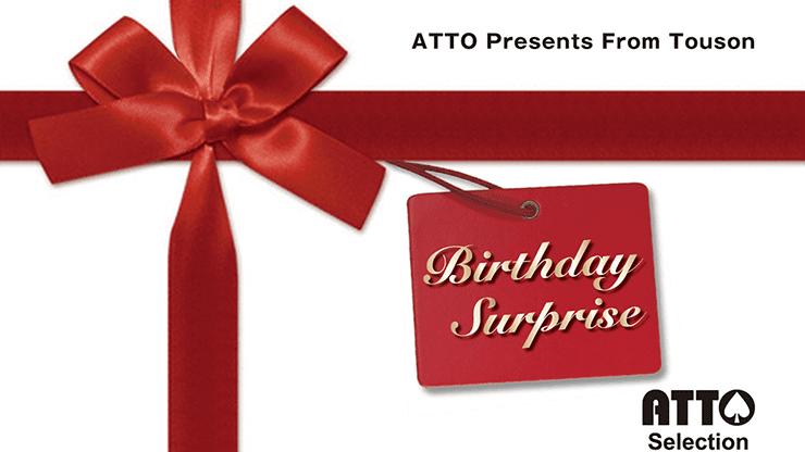 Birthday Surprise by Masuda Magic - Trick