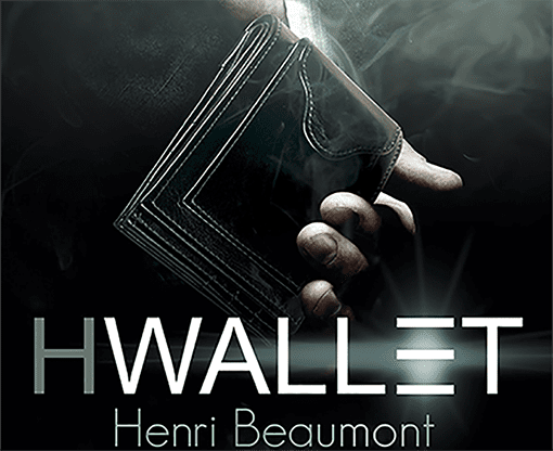 HWallet by Henri Beaumont and Marchand De Trucs - Trick