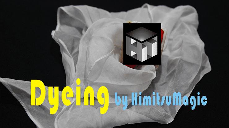 Dyeing by Himitsu Magic - Trick