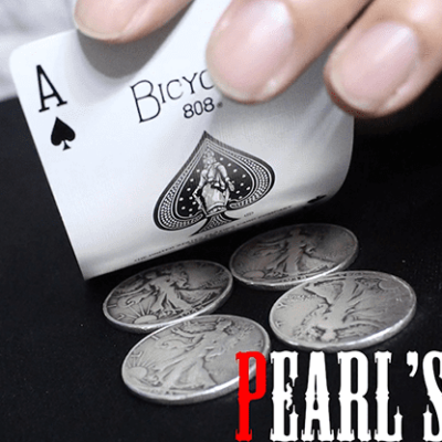 Pearl's Coin by Mr. Pearl - DVD