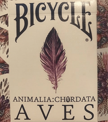 Bicycle AVES Uncaged Playing Cards by LUX Playing Cards