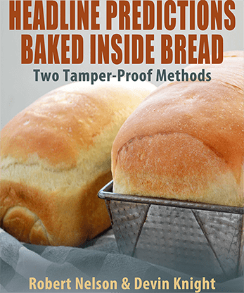 Headline Predictions Baked Inside Bread by Devin Knight eBook DOWNLOAD