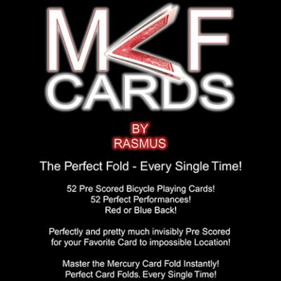 MCF Cards (Blue) by Rasmus - Trick