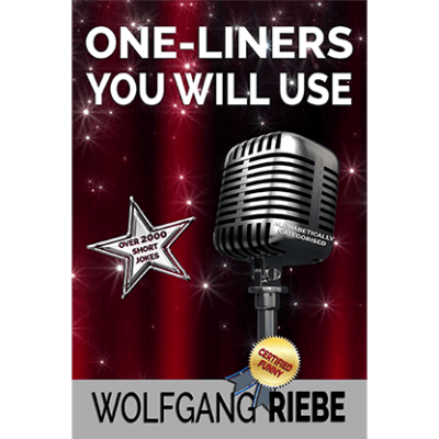 One Liners You Will Use by Wolfgang Riebe eBook DOWNLOAD